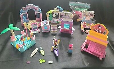 LEGO Set Lot FRIENDS Hello Kitty Shopkins Girls Various Complete  + Extras  • 23.15£