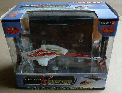 £5.66 • Buy Micro-X-Copter Infrared Control Micro-size Helicopter
