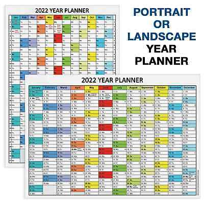 2021 YEAR Jan - Dec WALL PLANNER Event Planner A4 A3 A2 A1 A0 • 2.99£