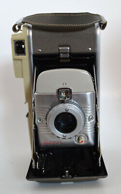 $ CDN25.99 • Buy Vintage Polaroid Land Camera Case And Accessories Model 80A