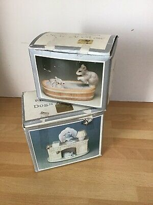 The Leonardo Collectable Collection Dogs At Work  & Mice At Home Boxed • 4.70£