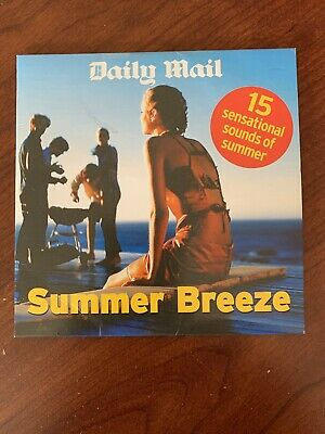 Daily Mail Compilation CD- 'Summer Breeze' • 1.99£