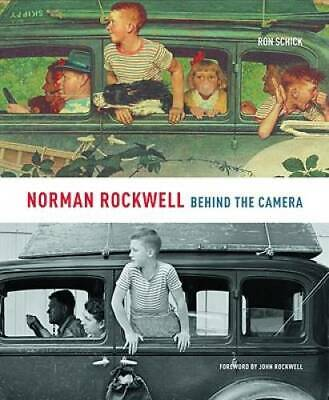 $ CDN23.23 • Buy Norman Rockwell: Behind The Camera - Hardcover By Schick, Ron - GOOD