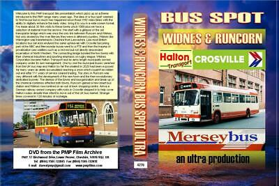 £13 • Buy 4276. Bus Spot Ultra Widnes With Runcorn. Another Two Hours Of Classic Bus Memor