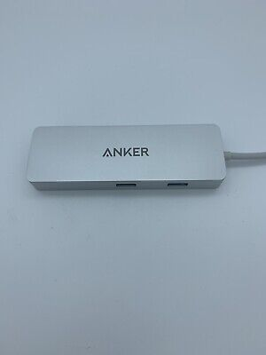 AU52.18 • Buy Anker Premium USB-C Hub With Ethernet And Power Delivery - A8302