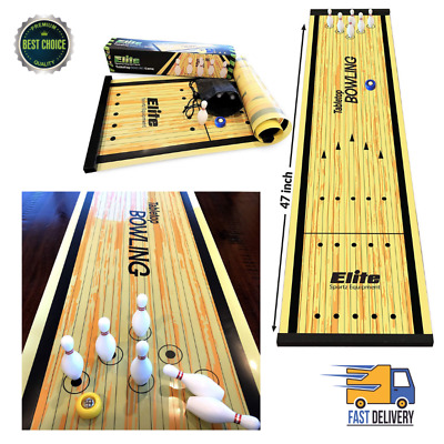 $57.75 • Buy Plastic Bowling Game Mini Family Games For Kids And Adults Table