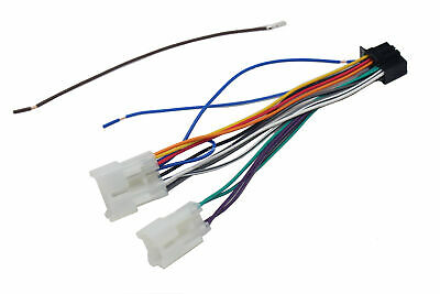 $14.89 • Buy Wiring Harness For Toyota Replace Factory Stere Radio To Pioneer DEH Head Units