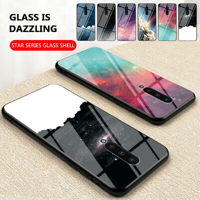 AU5.91 • Buy For OnePlus Nord 8 7T Pro 6 5T Shockproof Tempered Glass Hybrid Phone Case Cover