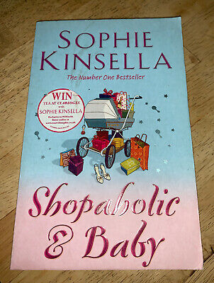 Shopaholic: Shopaholic And Baby 5 By Sophie Kinsella (2007, Paperback) • 4£