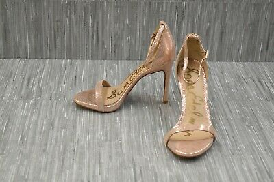 $ CDN28.13 • Buy Sam Edelman Ariella Heels - Women's Size 7W, Rose