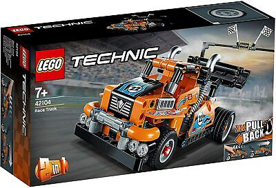 LEGO Technic Race Truck / Car  PULL BACK 2-in-1 Technical Building Set For Boys • 32.99£