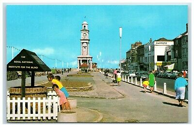 Postcard Herne Bay Kent Tower Parade • 2.75£