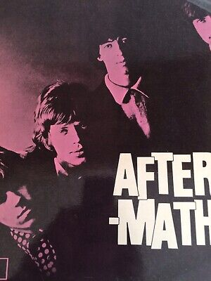 £69 • Buy Rolling Stones, Aftermath VG+ /VG,Original Unboxed Red Decca, Freakbeat,Mod,1966