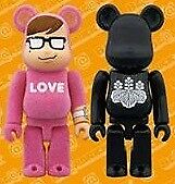 $59 • Buy Bearbrick Series 26 (2013) – 2x Artist – Oriental Radio