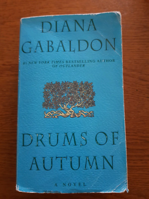 AU12 • Buy Outlander: Drums Of Autumn 4th Book