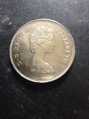 1981 Marraige Of The Prince Of Wales And Lady Diana Spencer Silver Coin ! • 79£