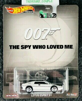 $ CDN9.15 • Buy Hot Wheels - 2020 POP Culture - LOTUS Esprit S1 - 007 Spy Who Loved Me - Premium