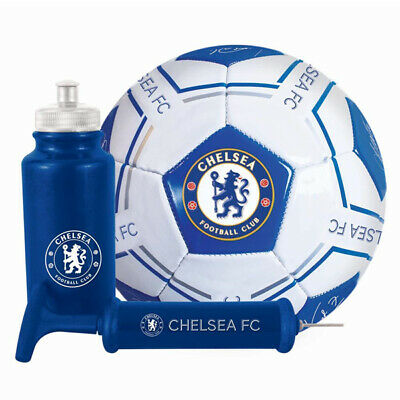 Official Fc Chelsea Signature Football Gift Set • 16.99£