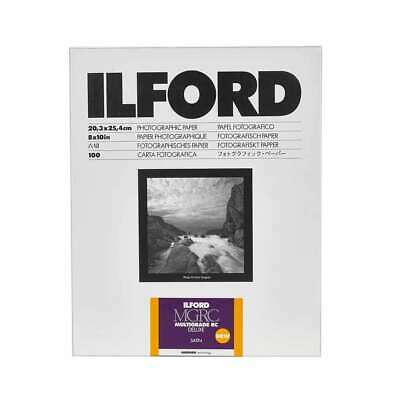 Ilford Multigrade V RC Deluxe Photographic Paper | Satin • 13£