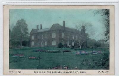 THE VACHE AND GROUNDS, CHALFONT ST.GILES: Buckinghamshire Postcard (C49786) • 8£