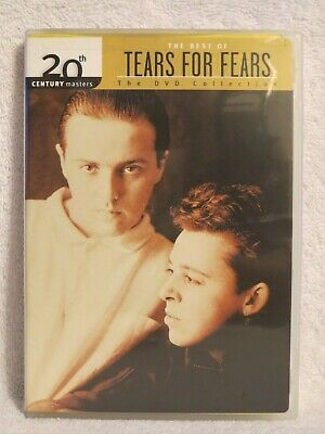 £5.82 • Buy The Best Of Tears For Fears - The DVD Collection (DVD, 2004)