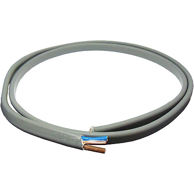 10mm Twin And Earth Cable T&E Electric Domestic High Power Shower Cooker • 5.60£