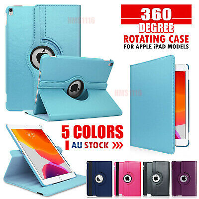 AU14.90 • Buy 360 Leather Case Cover For Apple IPad 3 4 5 6th 7th Gen Air 3 2 1 Pro 11 Mini 5