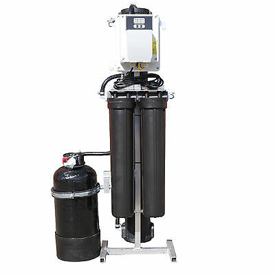 Xline 2000GPD Auto Flush & Fill Static 4-Stage R/O Pure Water Filtration System • 1,506.99£