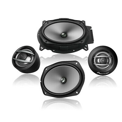 AU128 • Buy Pioneer TS-A692C 6 9 2-way Component Speaker System