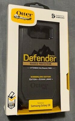 $ CDN32.94 • Buy Otterbox Defender Screenless Edition Case W/Holster For Samsung Galaxy S8 -Black