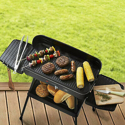 £54.99 • Buy Tower Electric Indoor And Outdoor Party BBQ Grill 2200 W, Black T14028