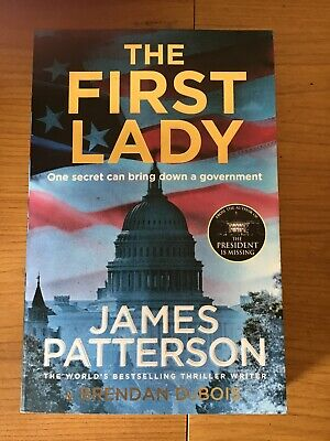 AU6 • Buy First Lady By James Patterson 2018