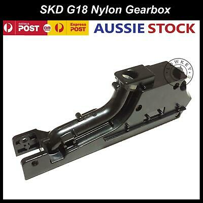 AU38.99 • Buy SKD G18 Nylon Gearbox Fitted With Oiled Nylon Gears Gel Blaster Accessories Part