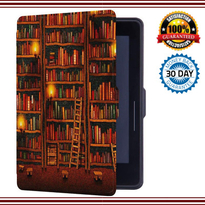 AU30.39 • Buy Case Cover For All-New Kindle Paperwhite (10th Generation-2018) Auto Sleep/Wake