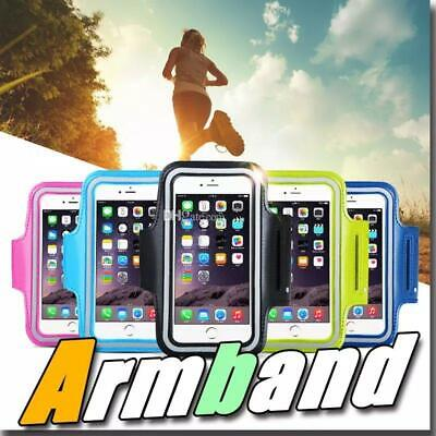Waterproof Jogging Sport Armband Mobile Phone Holder For IPhone Samsung Huawei • 3.95£