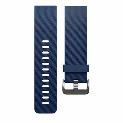 $ CDN5.62 • Buy Fitbit FB159ABBUS Blaze Classic Accessory Band Small Blue - GB