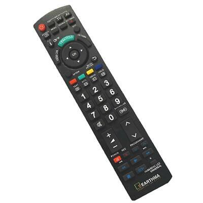 Universal Remote For Panasonic N2QAYB000753 Tv Remote Control Direct Replacement • 4.80£