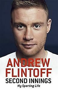 £6.90 • Buy Second Innings: My Sporting Life By Andrew Flintoff (Paperback, 2015)