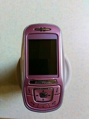 £19.99 • Buy Samsung SGH E350 - Pink (T Mobile) Mobile Phone
