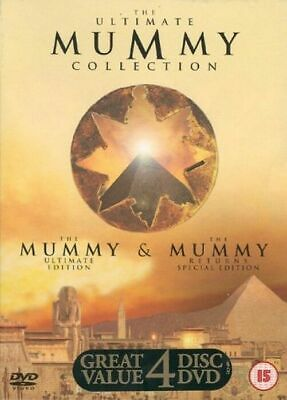 £3.25 • Buy The Mummy And The Mummy Returns (DVD) (2001) Brendan Fraser - Free Postage