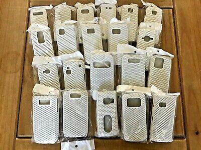 £1.49 • Buy Perforated Protective Hard Back Case Cover For Many Nokia Mobile Phones - White
