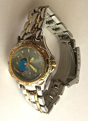 $50 • Buy LADIES DISNEY EEYORE CALENDAR FOSSIL WATCH Made Exclusively For The Disney Store