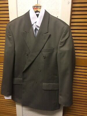 """£14.99 • Buy Mens Winter Regular Fit Suit Jacket By Horne Brothers Wool Fabric Size40""""eur 50"""""""