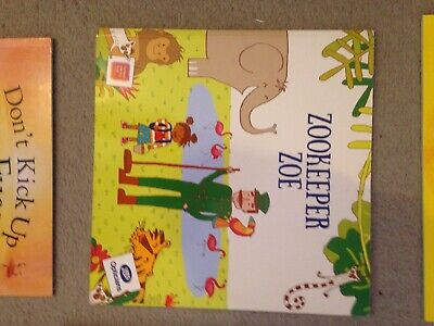 Zookeeper Zoe By Boots Opticians Book • 3£