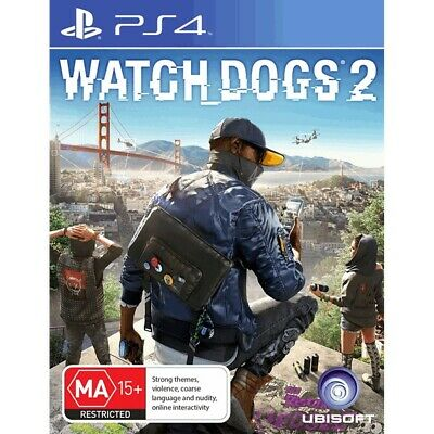 AU15 • Buy Watch Dogs 2 PS4