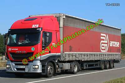 £0.99 • Buy Truck Photo TR-0902 Iveco  Reg:- B52VLW Op:-  Arcese M20 Dover Lorry Kent
