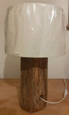 Driftwood Table Lamp • 50£