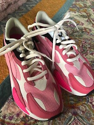AU60 • Buy Puma RS-X3 Sneakers In Pink Size EU 38 (Size AU 7) RRP $160 Selling For $90