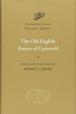 The Old English Poems Of Cynewulf (Dumbarton Oaks Medieval Library) • 33.38£
