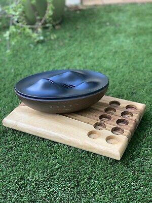 AU100 • Buy Ripple Bluetooth Diffuser And Handcrafted Timber Essential Oils Stand